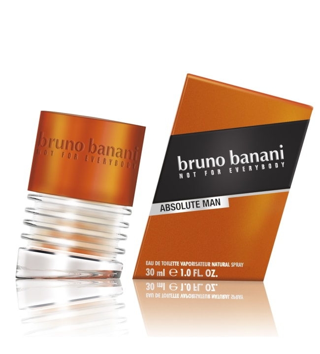 Bruno Banani Absolute Man 30 ml Edt miesten parfyymi
