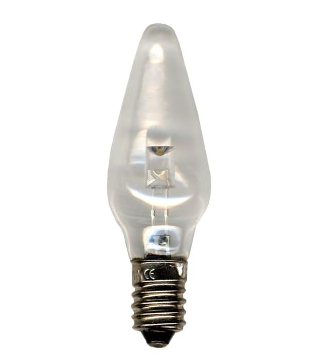 Star led E10 10-55v sileä varalamppu