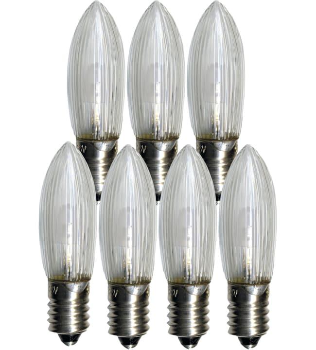 Star Universal E10 7kpl kirkas led varalamppu