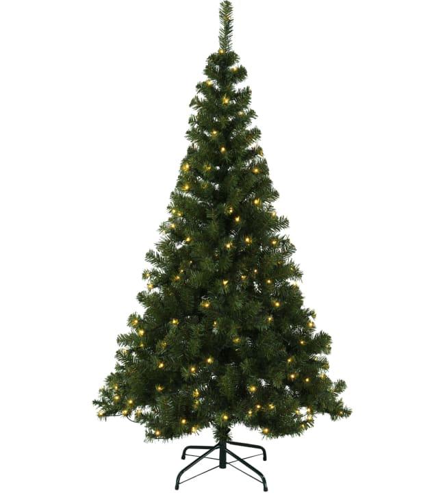 Star Ottawa 180 cm vihreä led joulukuusi