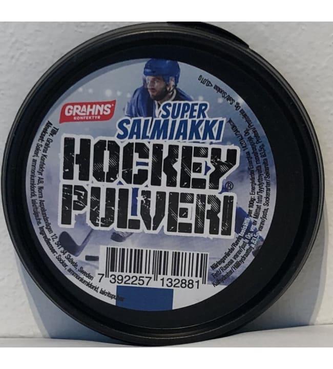 Super Salmiakki Hockey pulveri 12 g