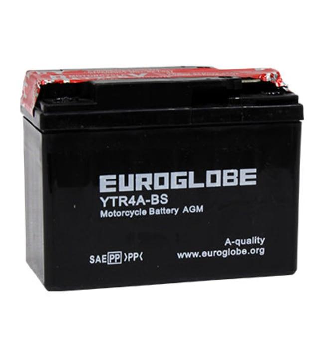 Euroglobe 12V 2,3Ah YTR4A-BS -/+ pienkoneakku