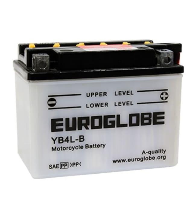 Euroglobe 12V 4Ah YB4L-B -/+ pienkoneakku