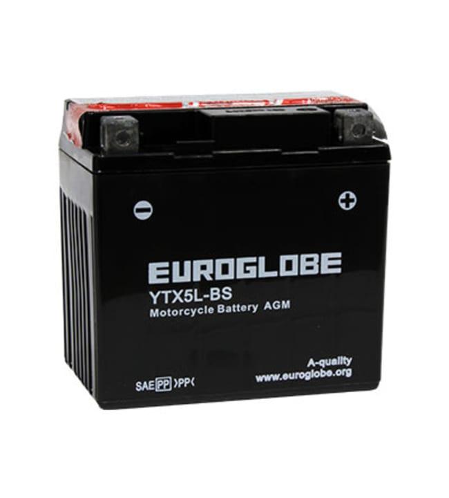 Euroglobe 12V 4Ah YTX5L-BS pienkoneakku