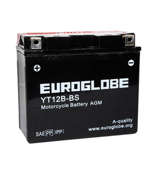 Euroglobe 12V 10Ah YT12B-BS +/- pienkoneakku