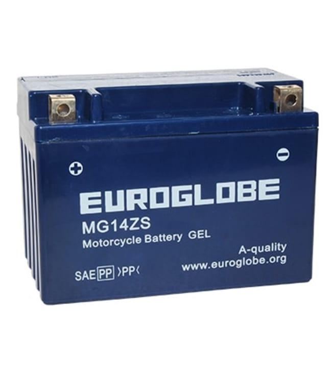 Euroglobe 12V 11,2Ah 1805-MG14ZS +/- geeli pienkoneakku