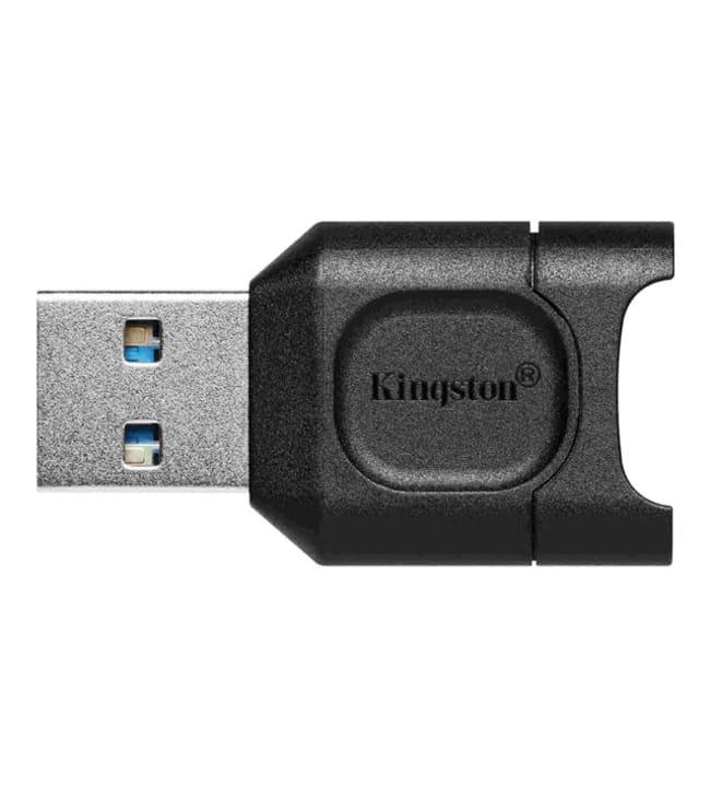 Kingston MobileLite Plus USB 3.1 MicroSD muistikortinlukija