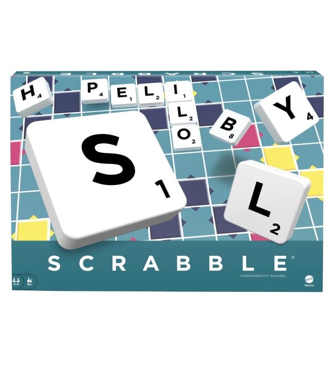 Scrabble New sanapeli