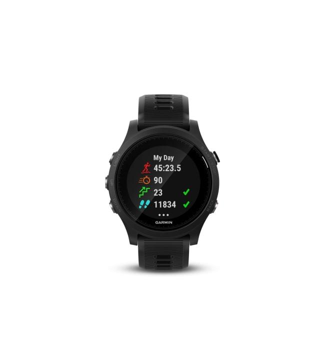 Garmin Forerunner 935 musta GPS-urheilukello