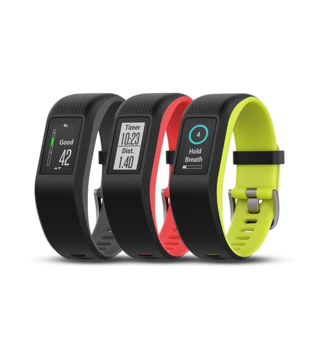 Garmin Vivosport GPS-älyranneke