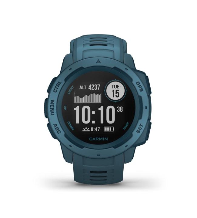 Garmin Instinct Lakeside Blue GPS-kello