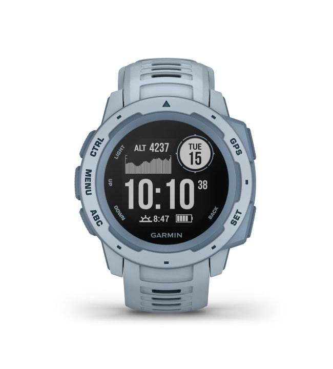 Garmin Instinct Sea Foam GPS-kello