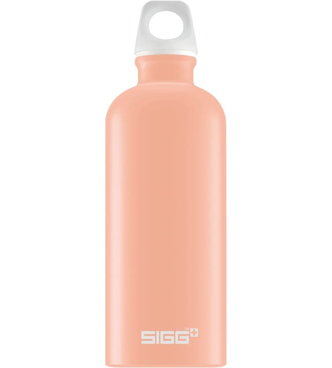 Sigg Lucid shy pink touch 0,6l juomapullo