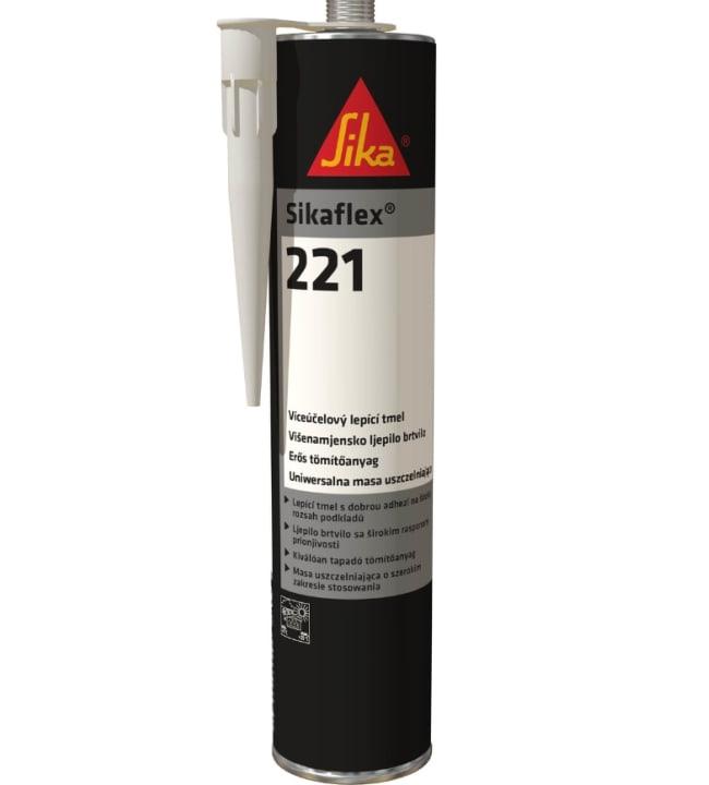Sikaflex -221 300 ml liimamassa