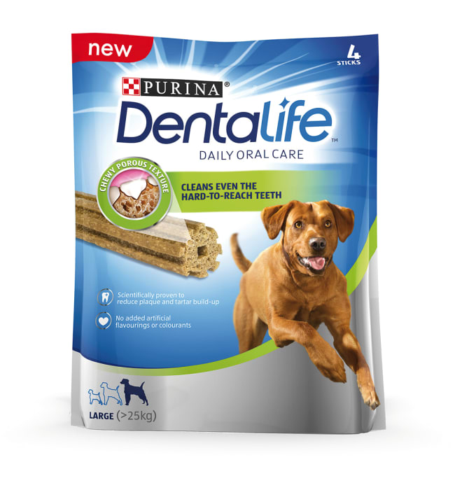 Purina Dentalife Large 142 g purutikku