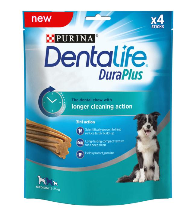 Purina Dentalife 197g Dura Plus Medium