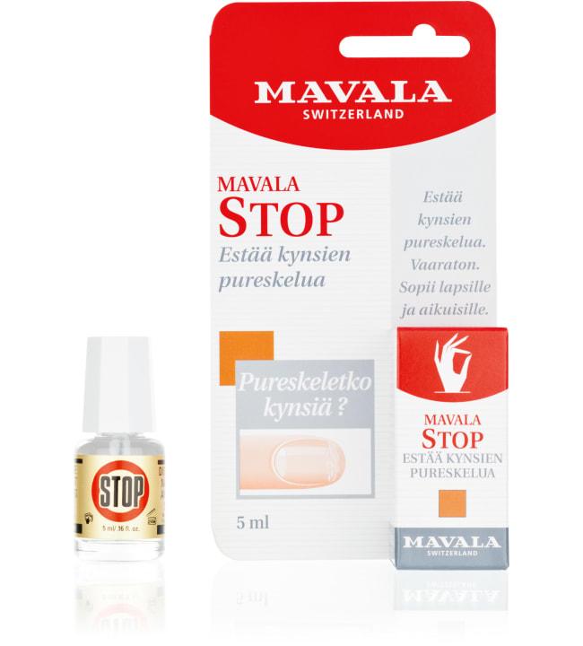 Mavala Stop 5 ml ehkäisemään kynsien ja kynsinauhojen pureskelua