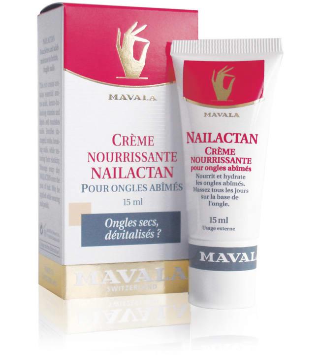Mavala Nailactan 15 ml ravitseva kynsivoide