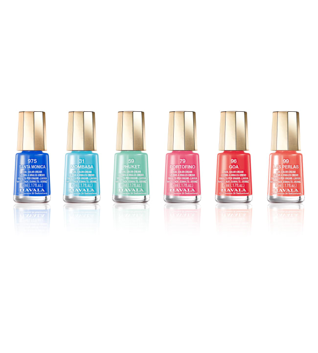 Mavala Mini Color Poolside 5 ml kynsilakka