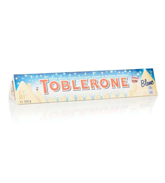 Toblerone White 360 g valkosuklaa