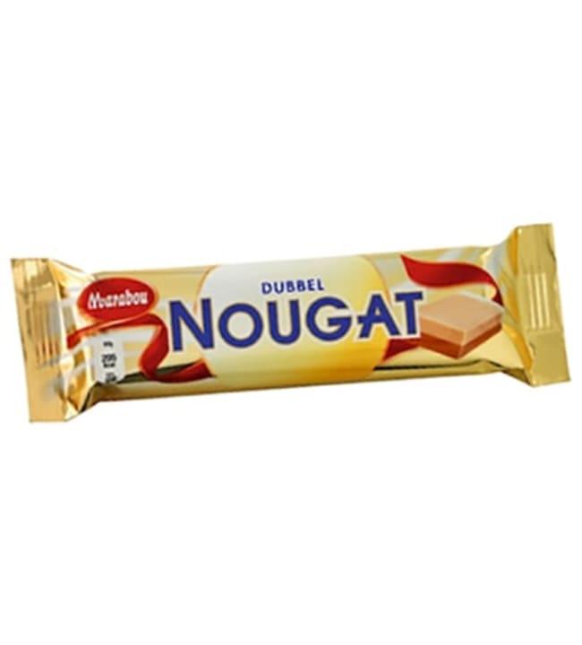 Marabou Dubbel Nougat 43 g suklaapatukka