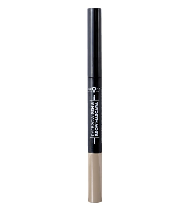Bronx Colors 2 in 1 Eyebrow Pen&Brow 0,25 g + 1,35 g kulmakynä