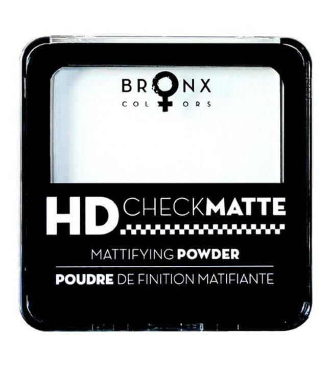 Bronx Colors HD Check Matte Mattifying Finishing Powder 12 g puuteri