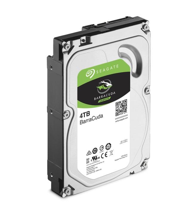 "Seagate Desktop Barracuda 5400 3.5"" 4TB kiintolevyasema"