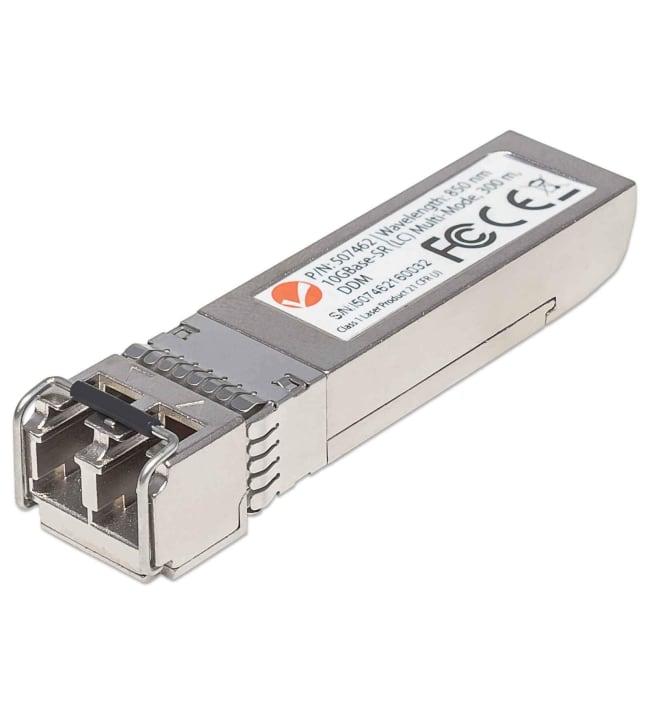 Intellinet 10 Gigabit Fiber SFP+ Multi-Mode lähetin-vastaanotinmoduuli