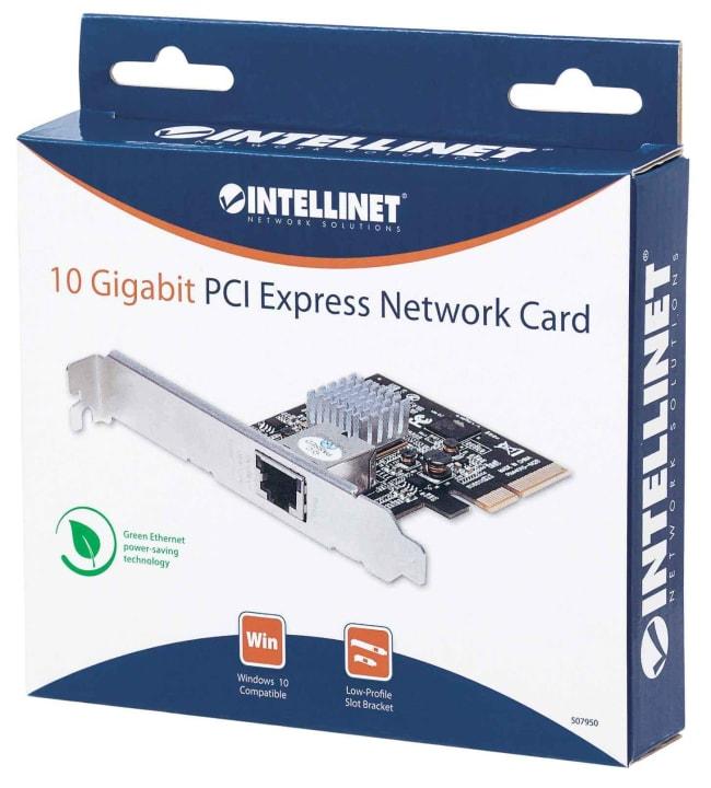 Intellinet 10 Gigabit PCI Express verkkokortti