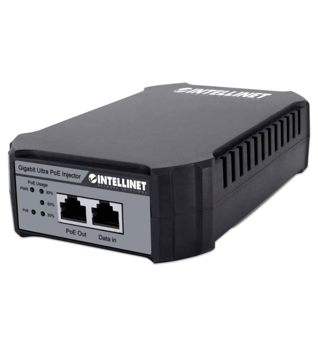 Intellinet Gigabit 95W Ultra PoE (PoE++) injektori