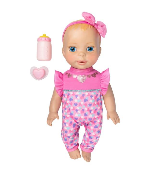 Luvabella Newborn Blond vauvanukke