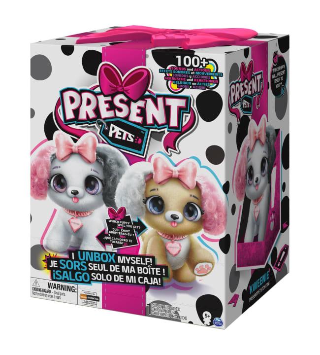 Present Pets Rose Gold yllätyslemmikki