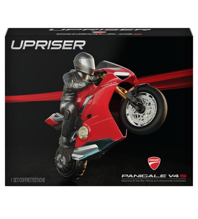 Air Hogs Upriser Ducati radio-ohjattava moottoripyörä