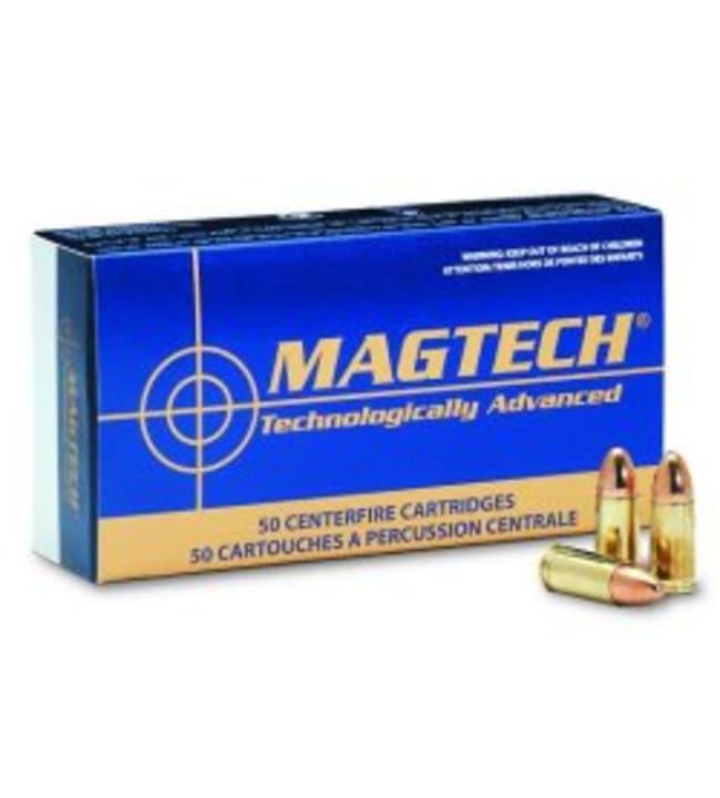 Magtehc Luger 9 mm FMC 8g 50 kpl patruuna