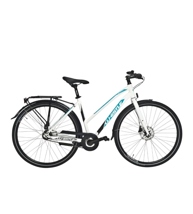 "Whistle Guipago 3.1 28"" 7-v naisten hybridipyörä"