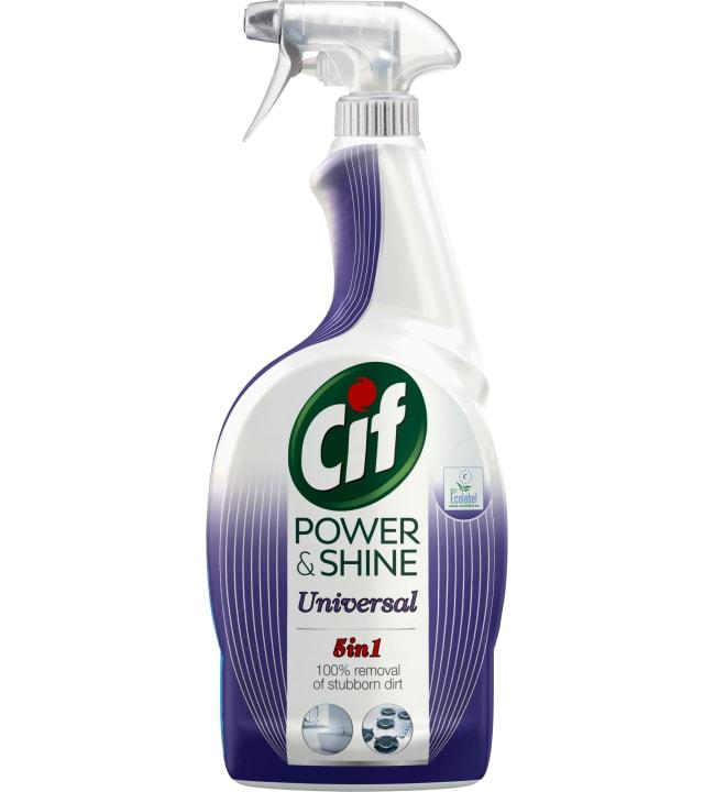 Cif Power & Shine Universal 750 ml puhdistussuihke