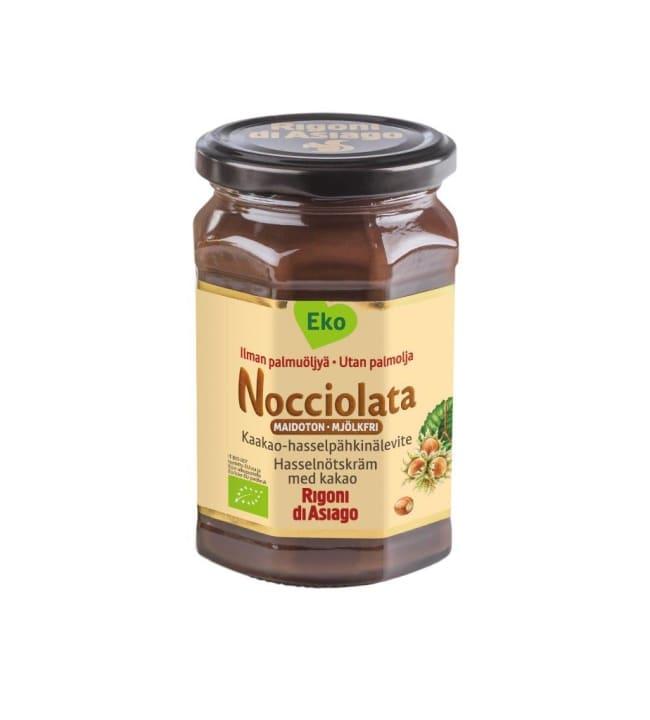 Noccio Kaakao-Hasselpähkinä 270 g maidoton luomu levite