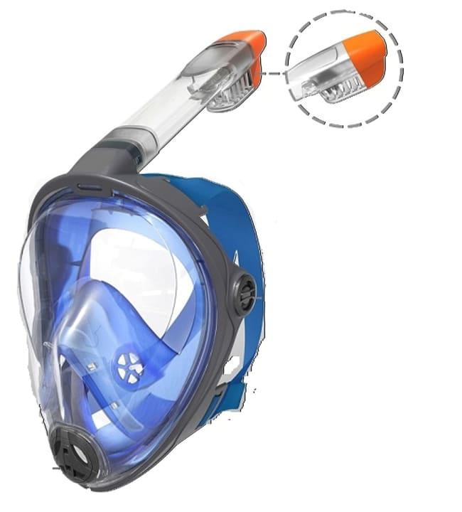 Salvas Full Face sukellusmaski