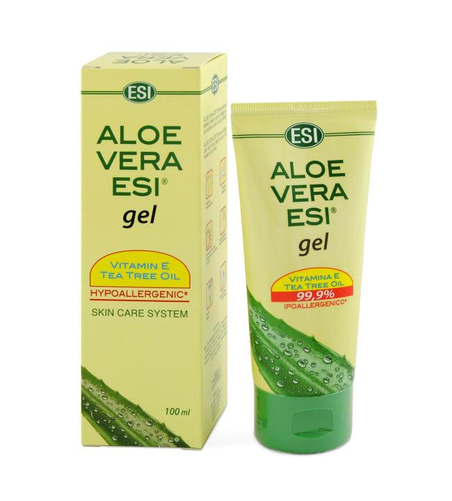 ESI Aloe Vera Vitamin E 100 ml ihonhoitogeeli