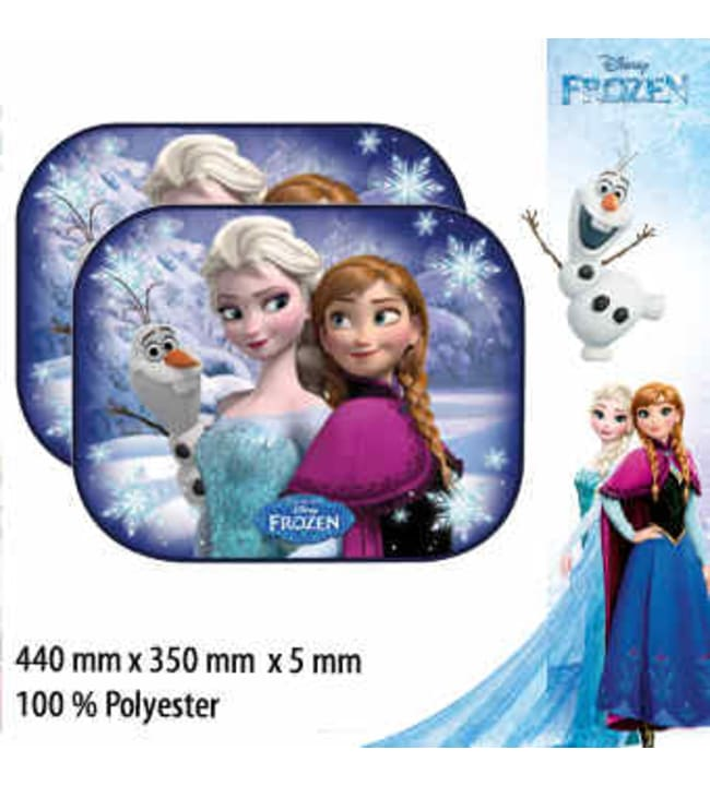 Disney Frozen model 2kpl aurinkosuoja