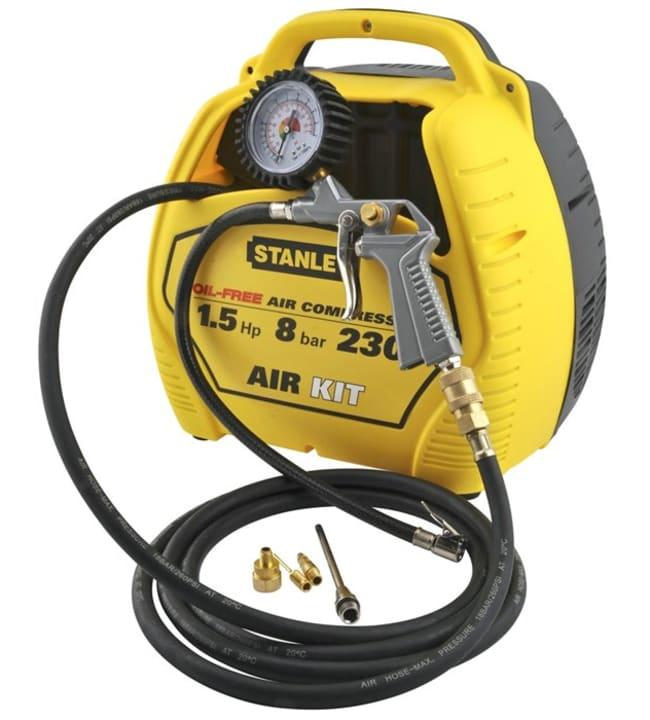 Stanley 1100W Airkit kompressori