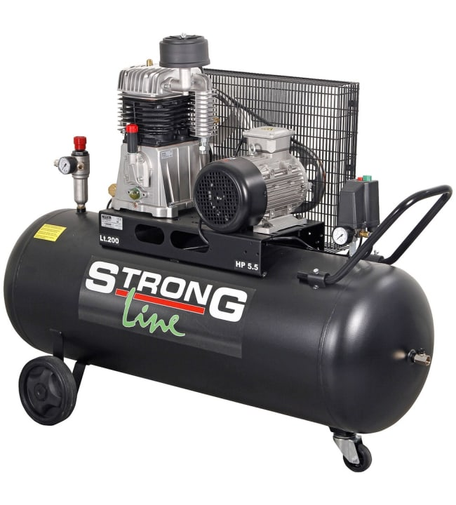 Strongline 3V 5,5Hp 685/200 kompressori