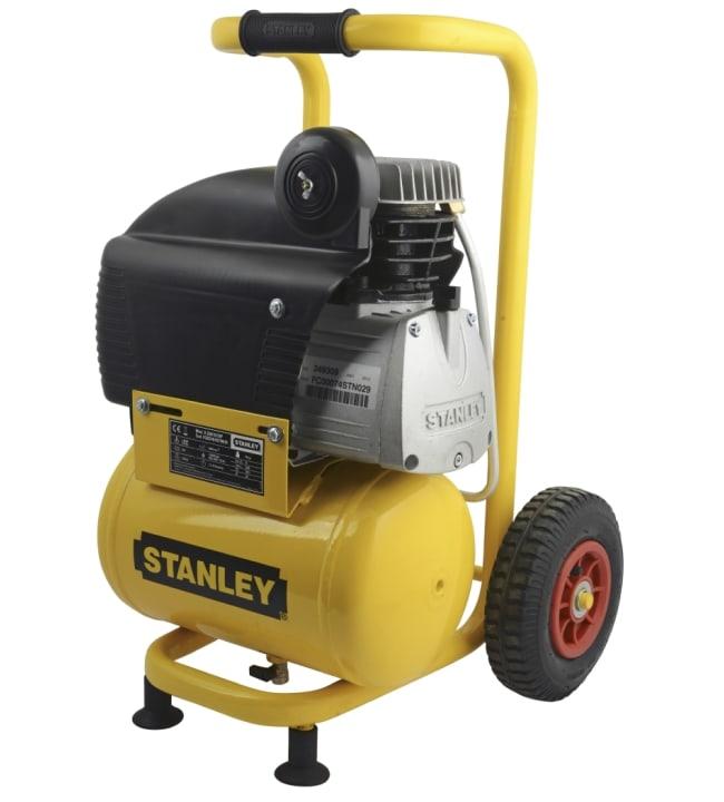 Stanley prof 10l pystymalli kompressori