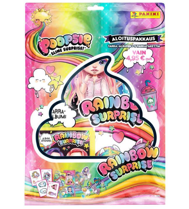 Poopsie Rainbow Surprise aloituspakkaus