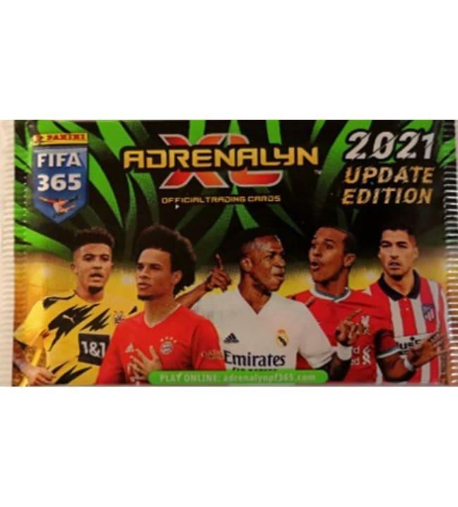 Panini FIFA 365 Adrenalyn XL Update -jalkapallokortit