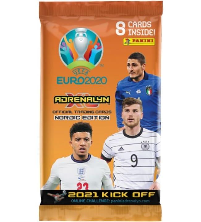 Euro 2020 Adrenalyn XL 2021 Kick Off keräilykortit
