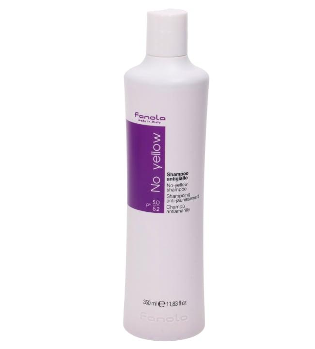 Fanola No Yellow 350 ml shampoo
