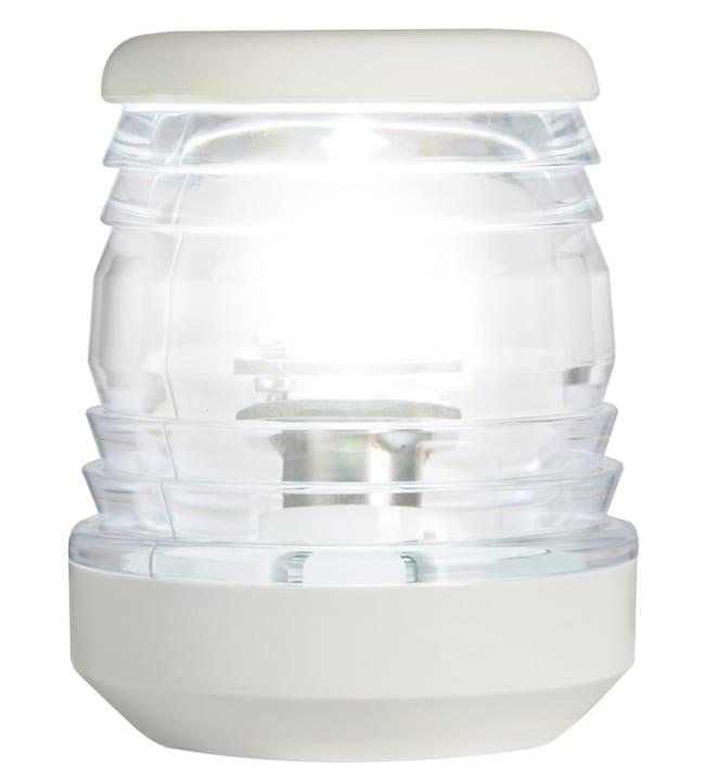 Osculati 360° valkoinen LED kulkuvalo