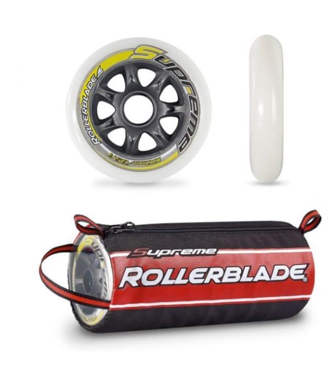 Rollerblade Supreme 100mm 85A 8kpl rengassetti